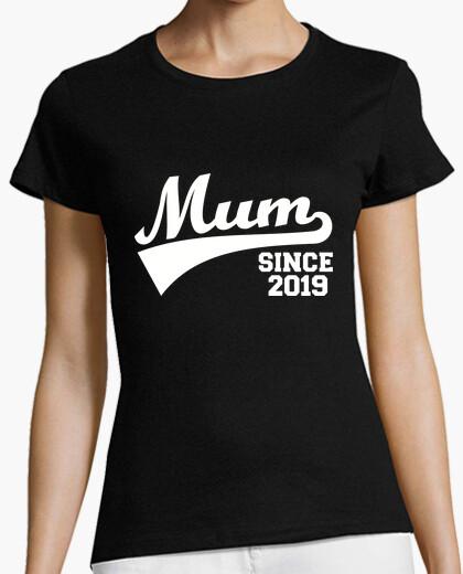 Camiseta mamá desde 2019