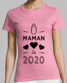mamá en 2020