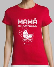 MAMÁ EN PRÁCTICAS