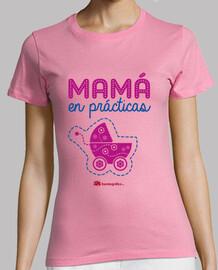 MAMÁ EN PRACTICAS 2(niña)