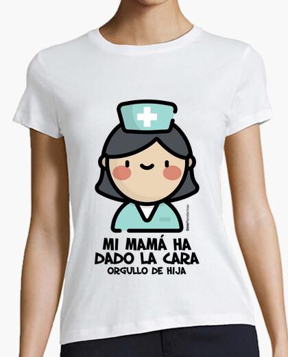 Camiseta Mamá enfermera Hija