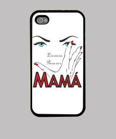 Mamá iPhone 4