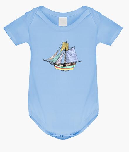 Ropa infantil mamá los pequeños botes