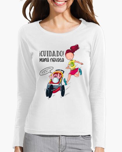 Camiseta Mamá novata