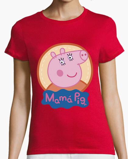 Camiseta Mamá Pig