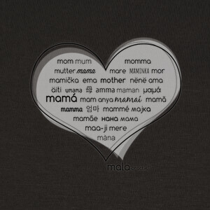 Camisetas mama @practikes