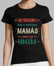 Mamá superheroína