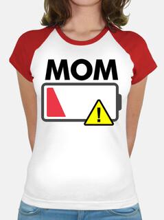 maman alerte de batterie faible