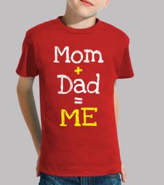 maman and papa c'est moi
