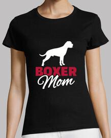 maman boxeuse