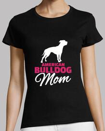 maman bulldog américain