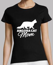 maman chat angora