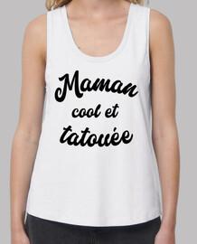 Maman cool et tatouée
