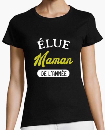 Tee-shirt Maman de l'année cadeau