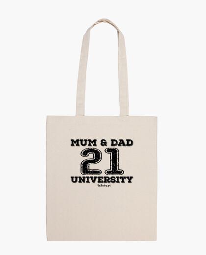 Sac maman et papa 21 université