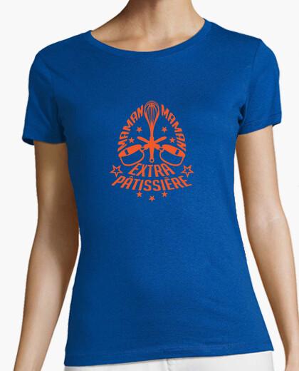 Tee-shirt maman extra patissiere