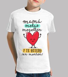 maman molas mogollón et je t'aime beaucoup!