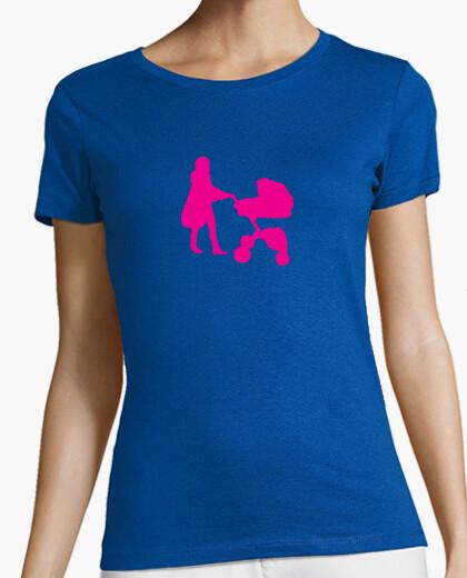 Tee-shirt Maman poussette