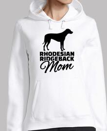 maman rhodesian ridgeback