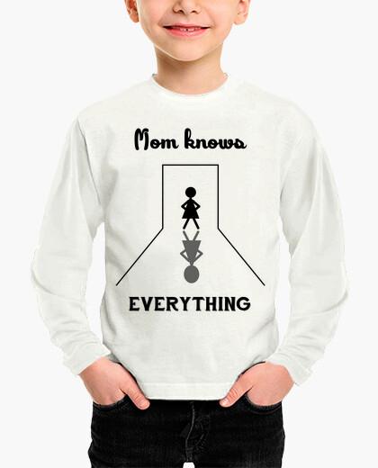 Vêtements enfant maman sait tout