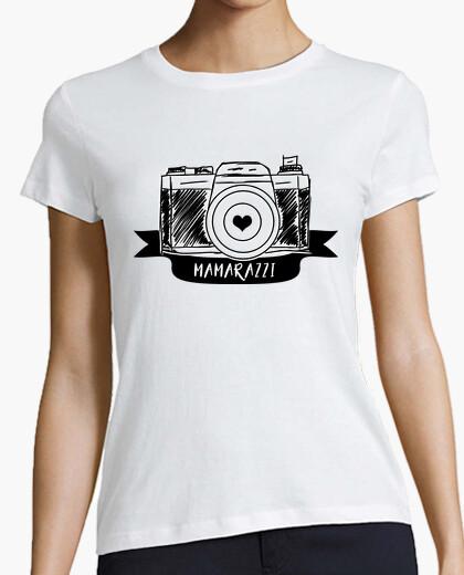 Tee-shirt mamarazzi