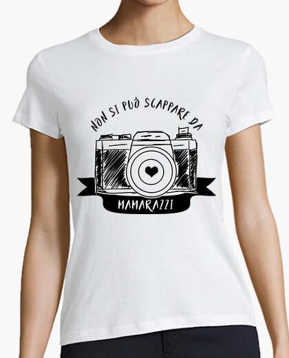 T-shirt Mamarazzi - paparazzi