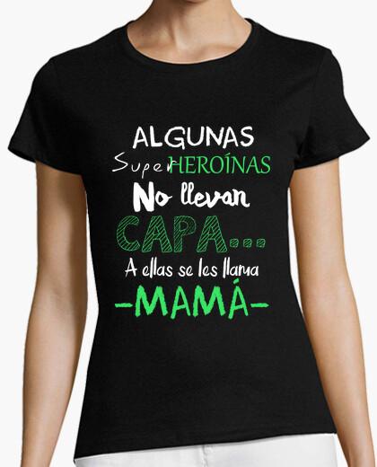 Camiseta Mamás Superheroínas