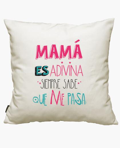 Funda cojín mames adivina siempre sabe lo...