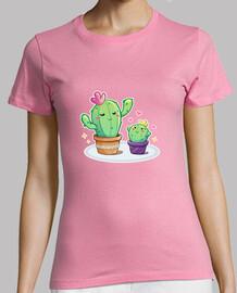 Mami cactus - camiseta mujer