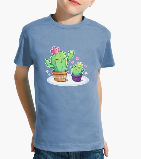 Ropa infantil Mami cactus - camiseta niño o niña
