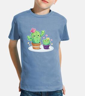 Mami cactus - camiseta niño o niña