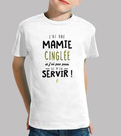 Mamie cinglée