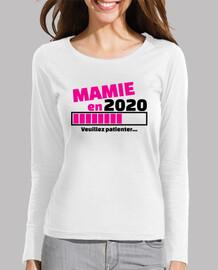 mamie en 2020 veuillez patienter
