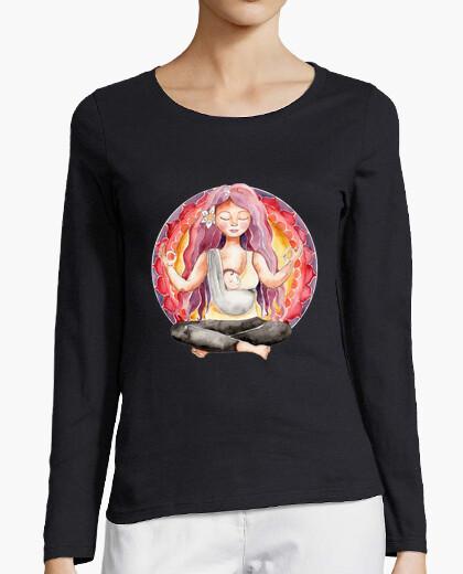 Camiseta Mamiyogui mujer manga larga