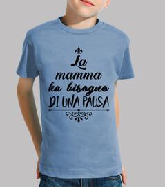 mamma - pausa
