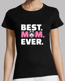 mamma alaskan malamute