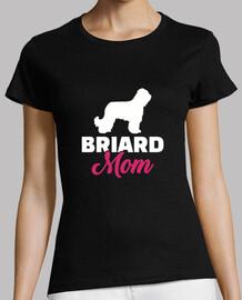 mamma briard