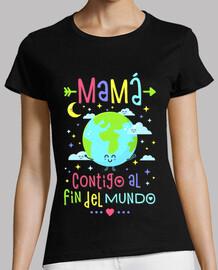 mamma con te alla fine del mondo