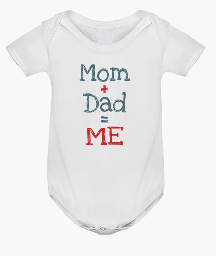 Abbigliamento bambino mamma e dad sono io