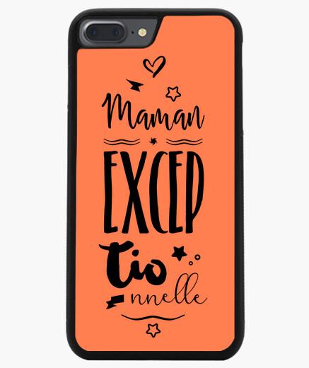 Cover iPhone 7 Plus / 8 Plus mamma eccezionale