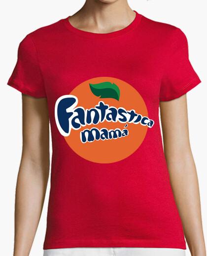 T-shirt mamma fantastica