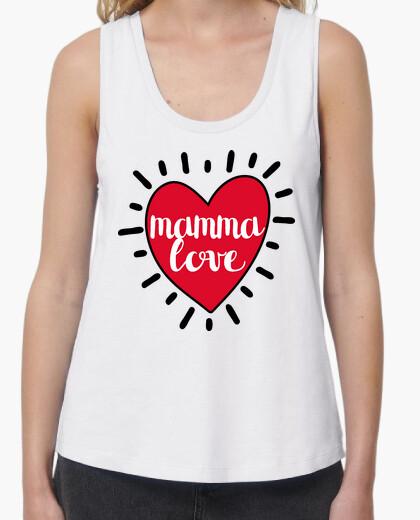 T-shirt mamma love