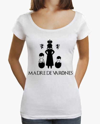 T-shirt mamma maschio