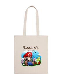 Mamma mía, que bolsa!