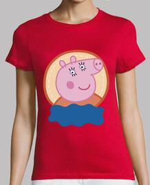 mamma pig personalizzabile