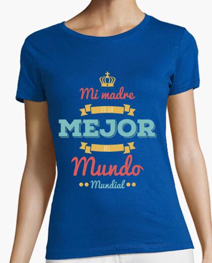 T-shirt mamma 're il migliore nel mondo mondiali