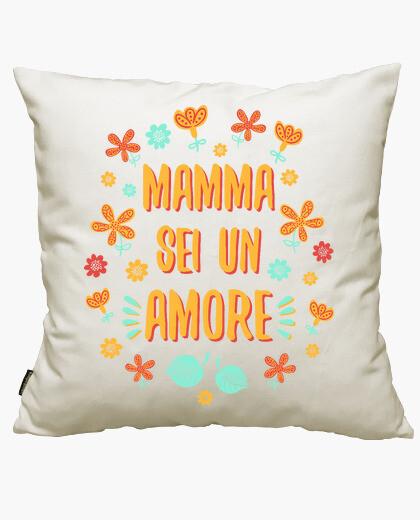 Fodera cuscino mamma sei un amore