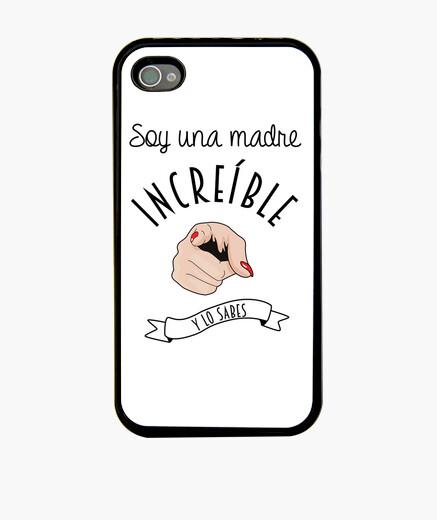 Cover iPhone mamma stupefacente iphone 4