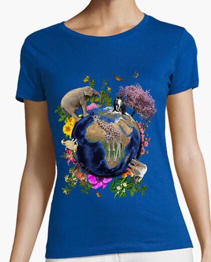 T-shirt mamma terra