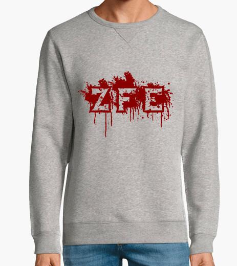 Man, sweatshirt, heather gray hoodie